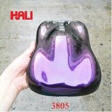 Хамелеон пигмент, изменение цвета пигмент жемчужного блеска, изменение цвета пигмента, 1 лот = 200 грамм 3805 золото/красный/фиолетовый