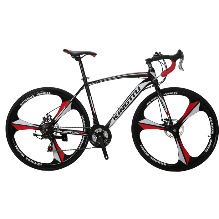 XC550 Racing Road Bike 700Cx28C Steel Frame 21 Speed 27.5