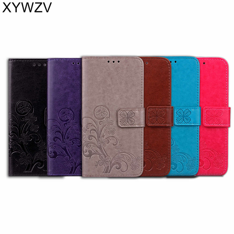 For Cover Nokia 7 Plus Case Flip Leather Wallet Soft Silicone Phone Bag Shell