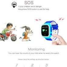 Children Waterproof Smart Watch