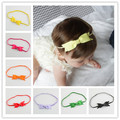 Free shipping, 20 pcs/lot Petite Grosgrain Bow Headband - Photo Prop Hairbow - Newborn Baby Accessory