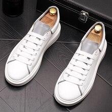 Shoes Male Sneakers Luxury Brand Footwear Cool Street Men Casual Summer Breathable Man