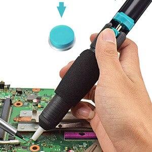 Image 5 - Newacalox 50 ワットeu/米国電気はんだごてキット内部加熱銃ハンドヘルド自動的に送信錫溶接ステーション修理ツール