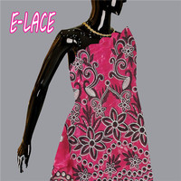 High quality embroidery brocade fabric african swiss voile switzerland bazin riche lace fabrics 1701c0514d19
