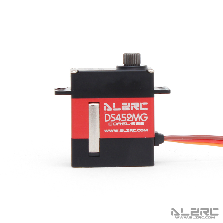 DS452MG Coreless Motor Swashplate Servo for ALZRC Devil 380 420 450 Fast SAB Goblin 380 RC Helicopter