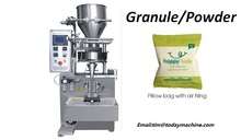 Automatic vertical stick granule powder spice tea sachet packing packaging machine цена