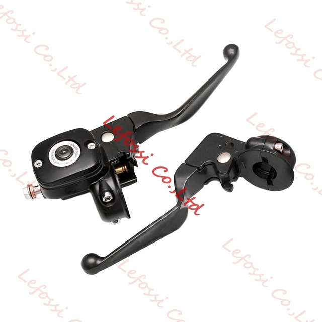Motorcycle Hydraulic Clutch Brake Master Cylinder For Harley Dyna FXDF Fat  Bob FXDL Low Rider FXDLS Dyna Low Rider S