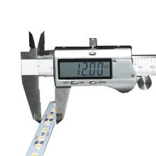 100pcs/lot Super Bright DC12V 72 leds SMD 5630 5730 Aluminum Alloy Rigid Bar light Rigid Led Strip light 100cm*1.2cm*0.1cm