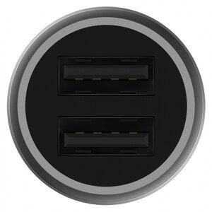Image 3 - Xiaomi carregador para carro, carregador de carro duplo 18w usb 3.0 5v/2.4a 9v/2a 12v/1.5a cabo mágico edição rápida 3.0 + 2a