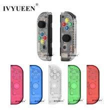 Ivyueen Voor Nintendoswitch Ns Vreugde Con Controller Transparant Clear Behuizing Shell Voor Nitendo Schakelaar Vreugde Con Cover