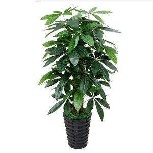 Image 2 - Árbol Artificial de 90CM para decoración de jardín, árbol Artificial grande, sin maceta