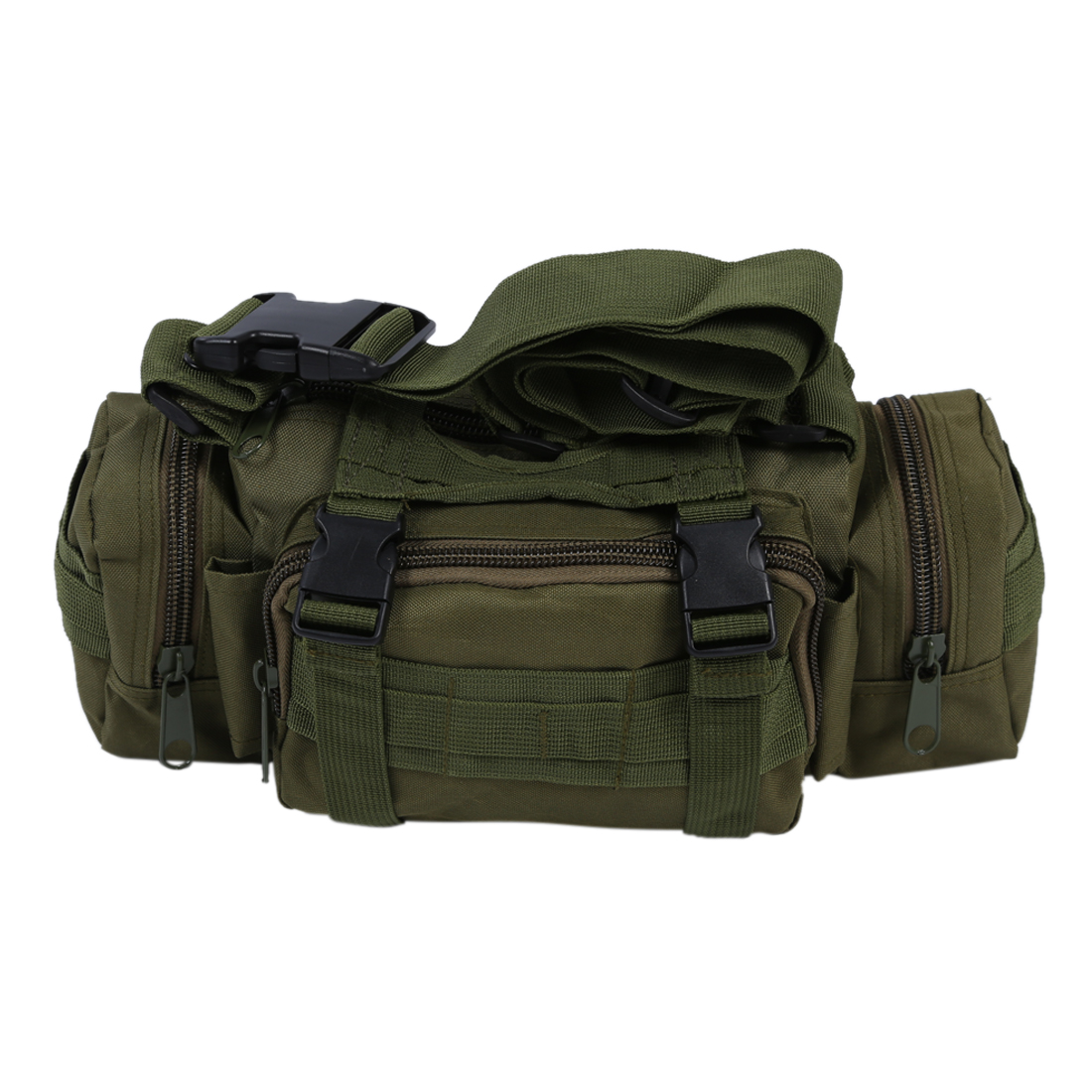 New Utility  Waist Pack Pouch Military Bag - Green