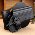 Tactical Black Right Hand Gun Holster Pistol Holster Gun Case Pouch Protection for Taurus 24/7 Taurus 24/7-OSS Paddle Hunting