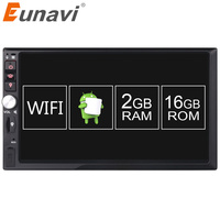 Android5 1 2GB RAM 7 Universal 2Din Car DVD Multimedia Video Player GPS Navigation Touch Screen