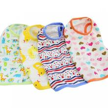 Fashion new pet dog clothes dog vest T-shirts direct selling wholesales Clothes Chihuahua