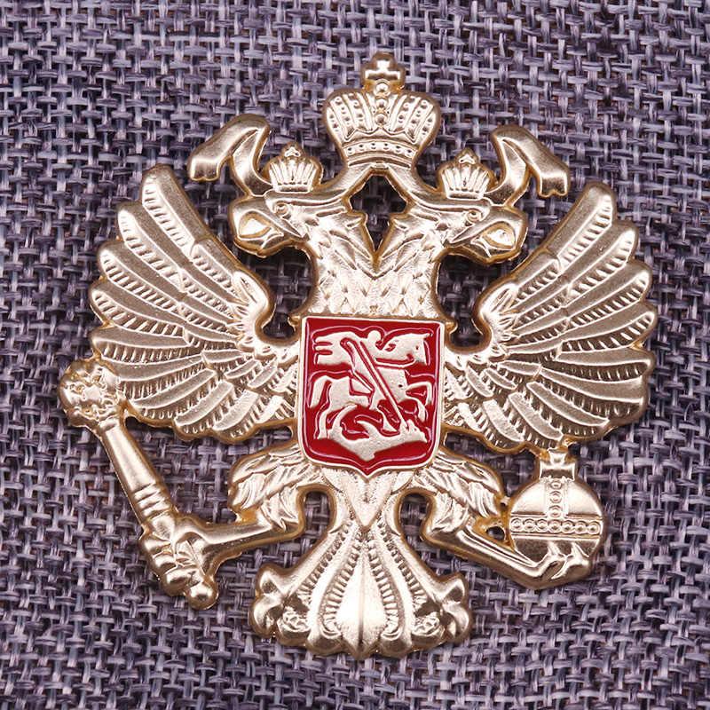 Rusia Simbol Ikon Lencana