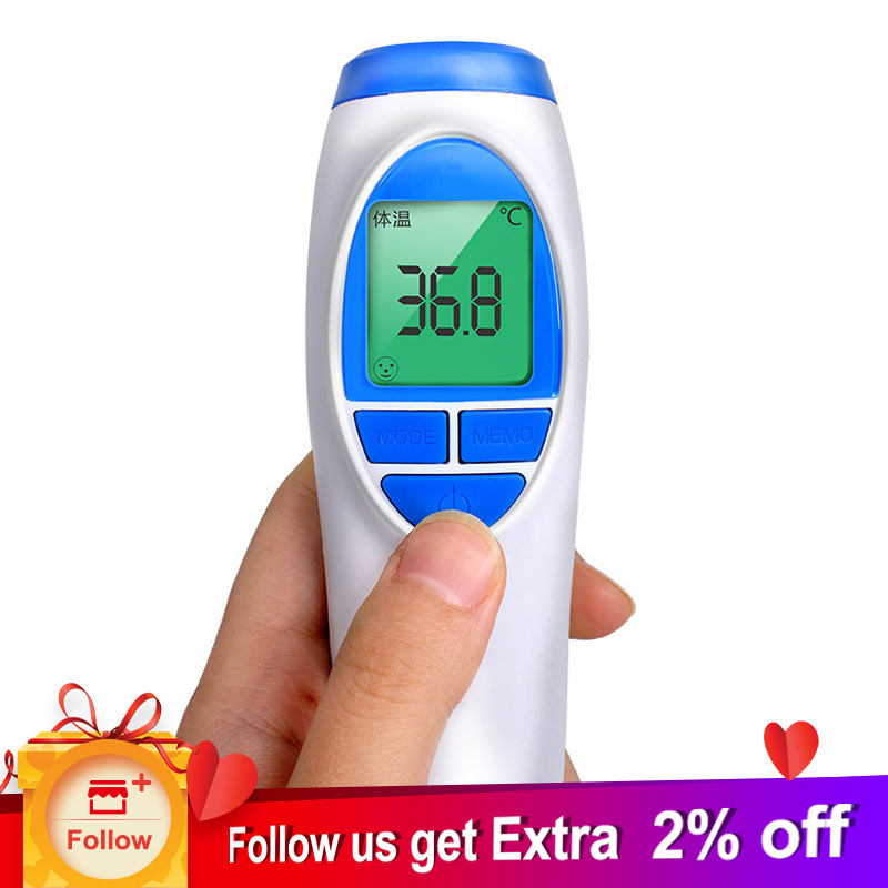 Liefern Elera Baby Stirn Thermometer Digitale Temperatur Messung Nicht-ir Körper Fieber Infrarot Thermometer Pistole Baby Kinder Heim-gesundheitsmonitor