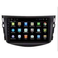 ChoGath 4 ядра Android 7,1 автомобилей Радио gps навигации для Toyota Rav4 2006 2007 2008 2009 2010 2011 2012 с WI FI