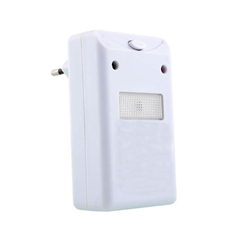 New 220V Ultrasonic Electronic Reject Insect Indoor Anti Mosquito Mice Pest Bug Control Repeller EU Plug Мотоцикл