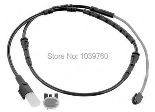 Free Shipping Wholeasle Front Brake Pad Wear Sensor For