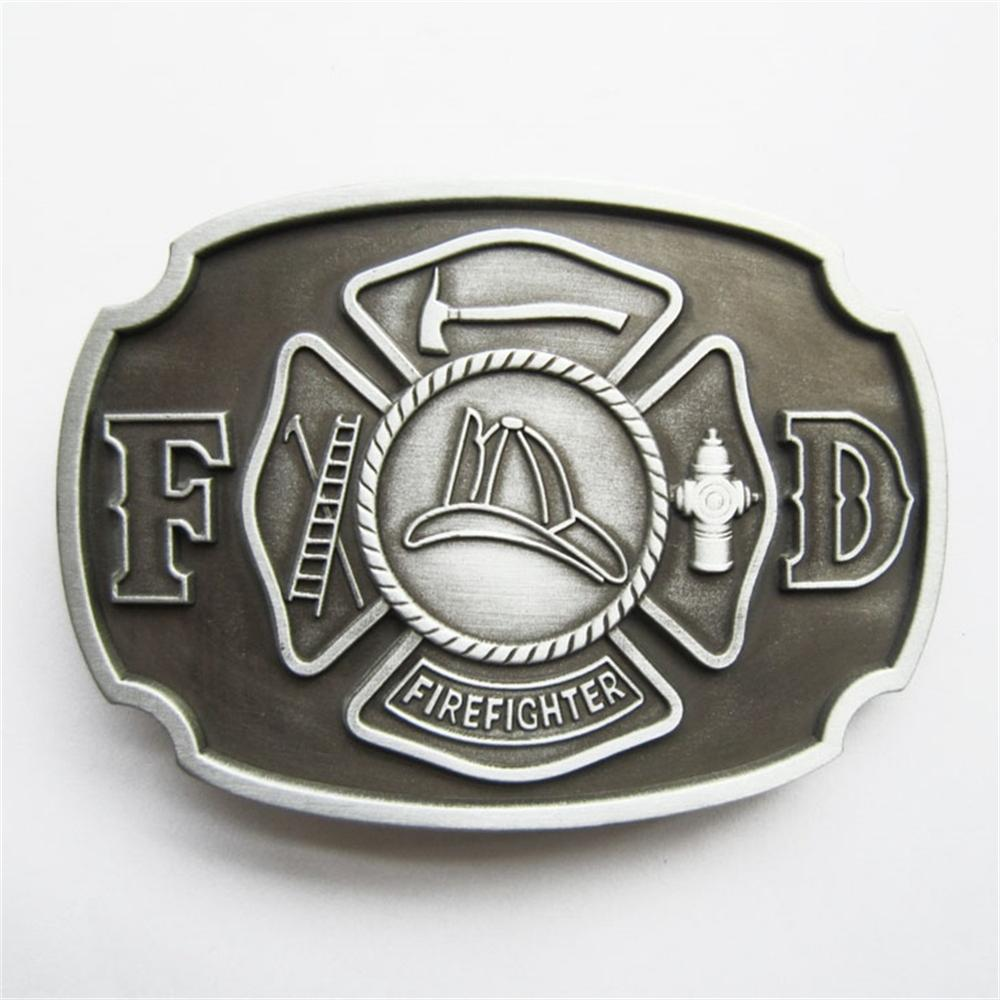 Distribute Belt Buckle Fire Fighter Belt Buckle Also Stock In US