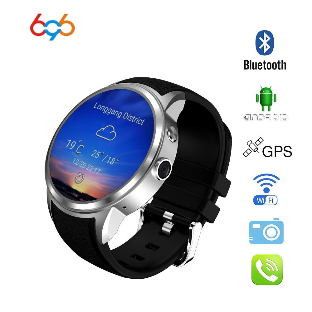 696 reloj inteligente X200 Android 5,1 IP67 impermeable Smartwatch teléfono  MTK6580 ROM 8 GB