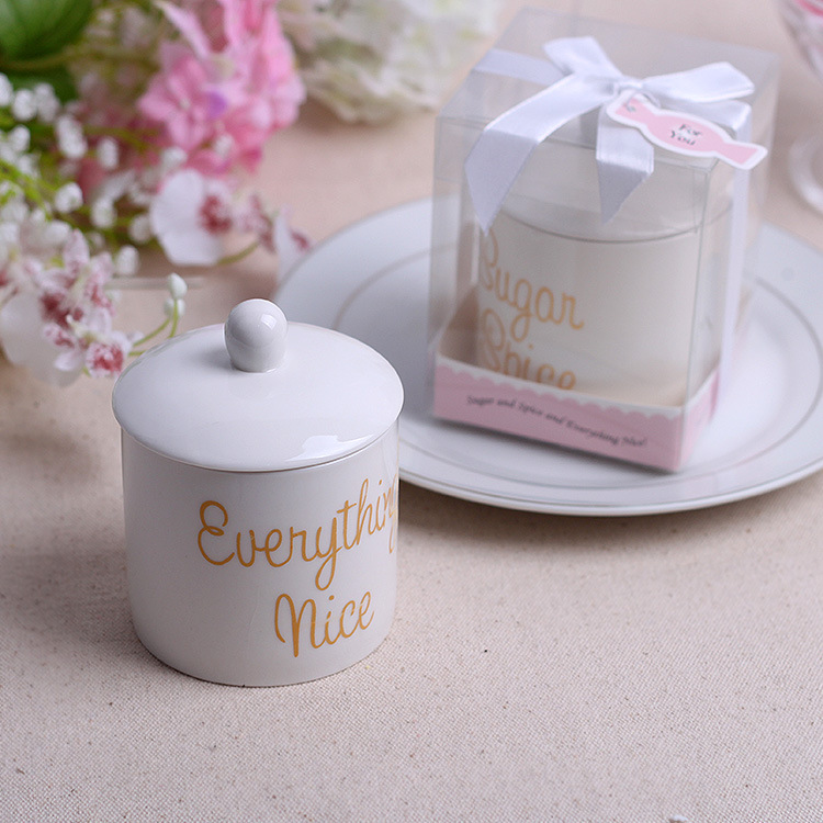 Unique Wedding Gifts Cheap : ... Gifts And Favors Sugar Bowl Unique Wedding Party Favor Gift Box
