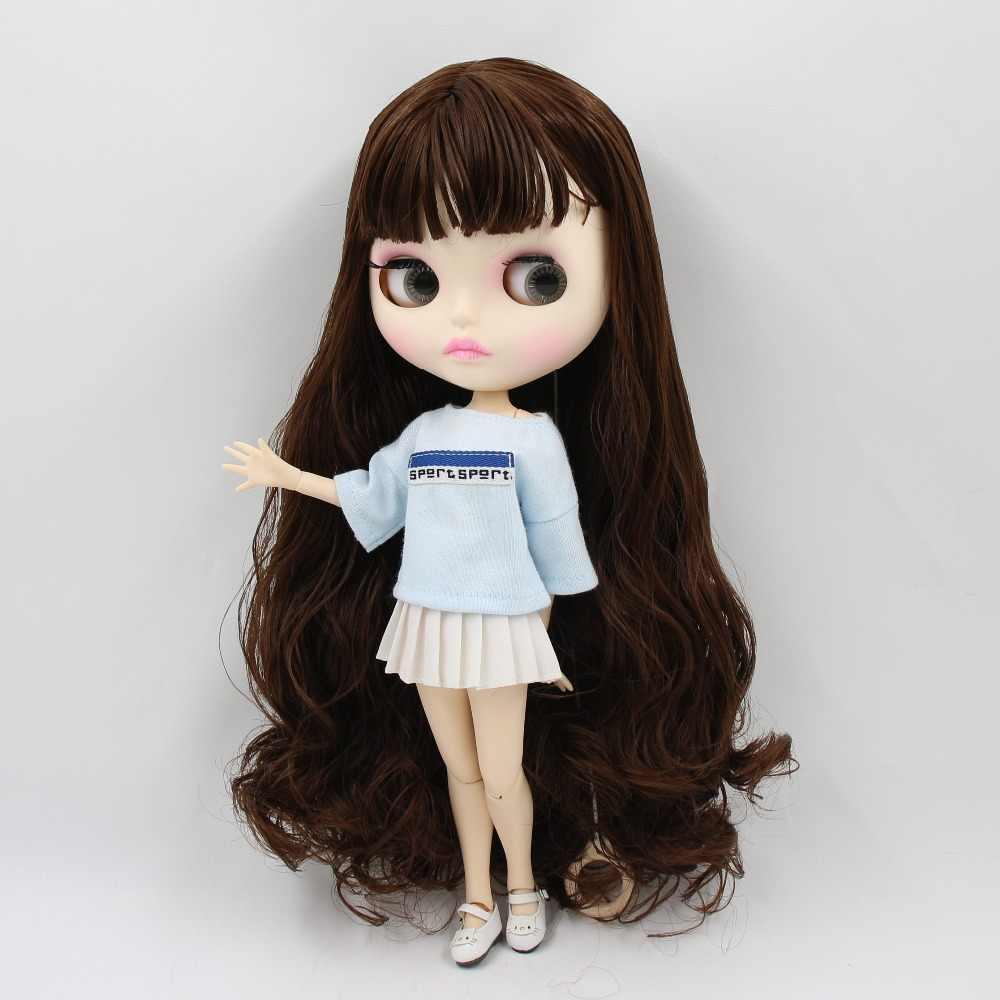 Ледяная фабрика blyth кукла 1/6 шарнирная кукла нео 30 см blyth изготовленное на заказ Кукольное соединение/нормальное тело с руками AB специальное предложение на продажу