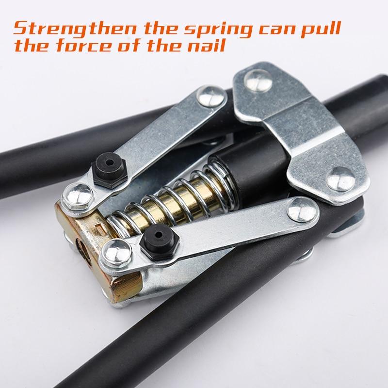 """Купить с кэшбэком Riveter Gun Auto rivet tool """" Blind Rivet Nut Gun Heavy Hand INSER NUT Tool Manual Mandrels 101-102-103-104-105"""