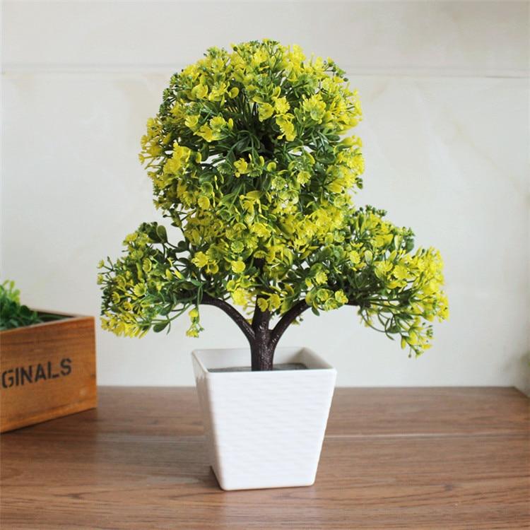Living Room Artificial Plants