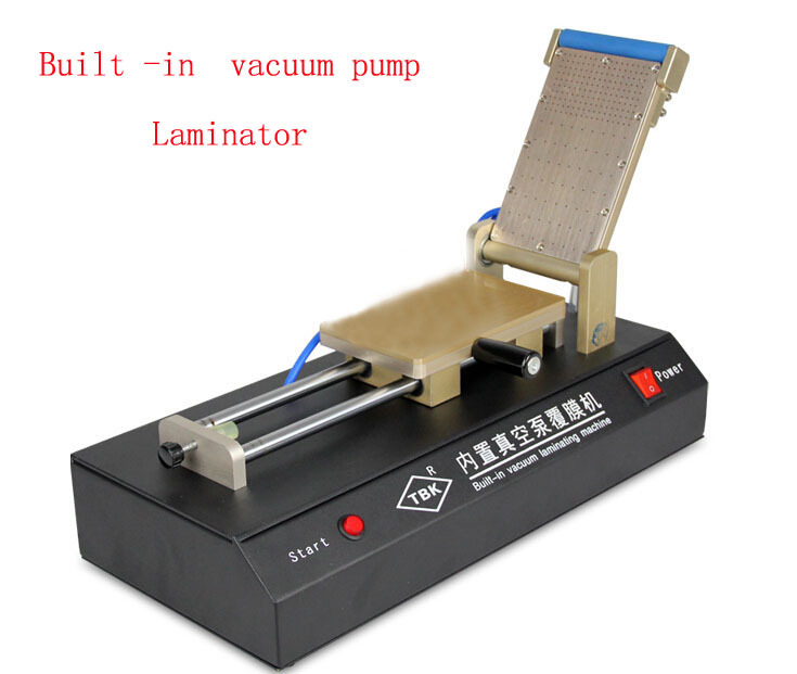 Built-in Vacuum Pump LCD OCA Film Laminating Machine Universal OCA Laminator For 5.5 Inch  phone LCD Touch Screen Repair