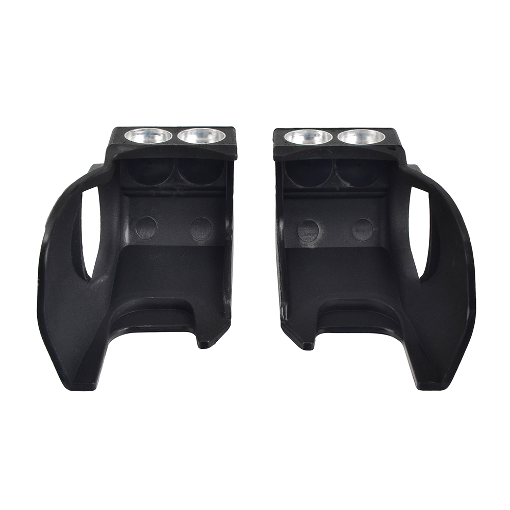 Image 4 - Pair Fork Shoe Guard Protection For Honda CRF250R F450R CRF250X 450RX Kawasaki KX250F KX450F Yamaha YZ125 YZ250 YZ250F YZ450F-in Covers & Ornamental Mouldings from Automobiles & Motorcycles
