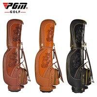 Сумки для гольфа Для мужчин прочный нейлон Для женщин Гольф клубы сумка Портативный легкий 5 Стандартный клубы Для мужчин для гольфа пистол