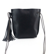 2016 new fashion  Women Fashion Retro Envelope Handbag Tassel Shoulder Bag Large Tote Ladies Purse high quality best price