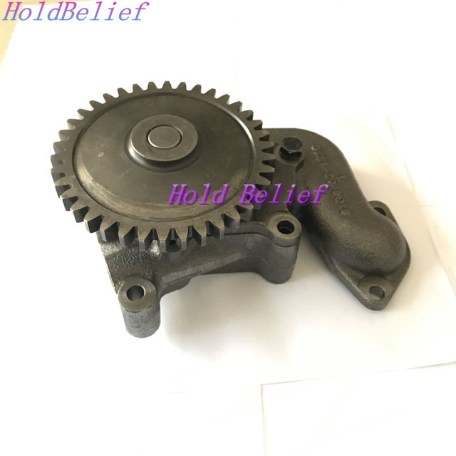 US $145 0 |Oil Pump 6136 51 1002 for Komatsu 6D105 Engine PC200 1 PC200 2  PC220 2 Excavator-in Fuel Supply & Treatment from Automobiles & Motorcycles