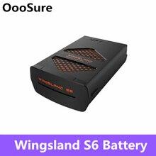 7.6 V 2 S 1400 4400mah の充電式 Li po バッテリーの交換 Wingsland S6 ポケット Selfie インテリジェントリモコンドローン部分