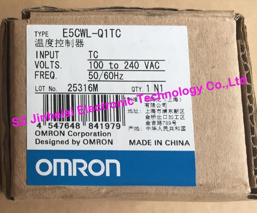 New and original E5CWL-Q1TC OMRON DIGITAL CONTROLLER AC100-240V все цены