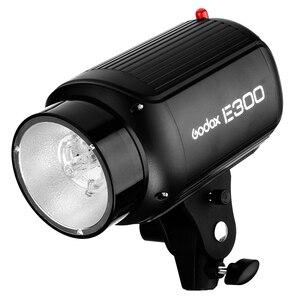Image 4 - Godox e300 사진 스튜디오 스트로브 사진 플래시 무선 제어 300 w 스튜디오 라이트 포트 촬영 작은 제품