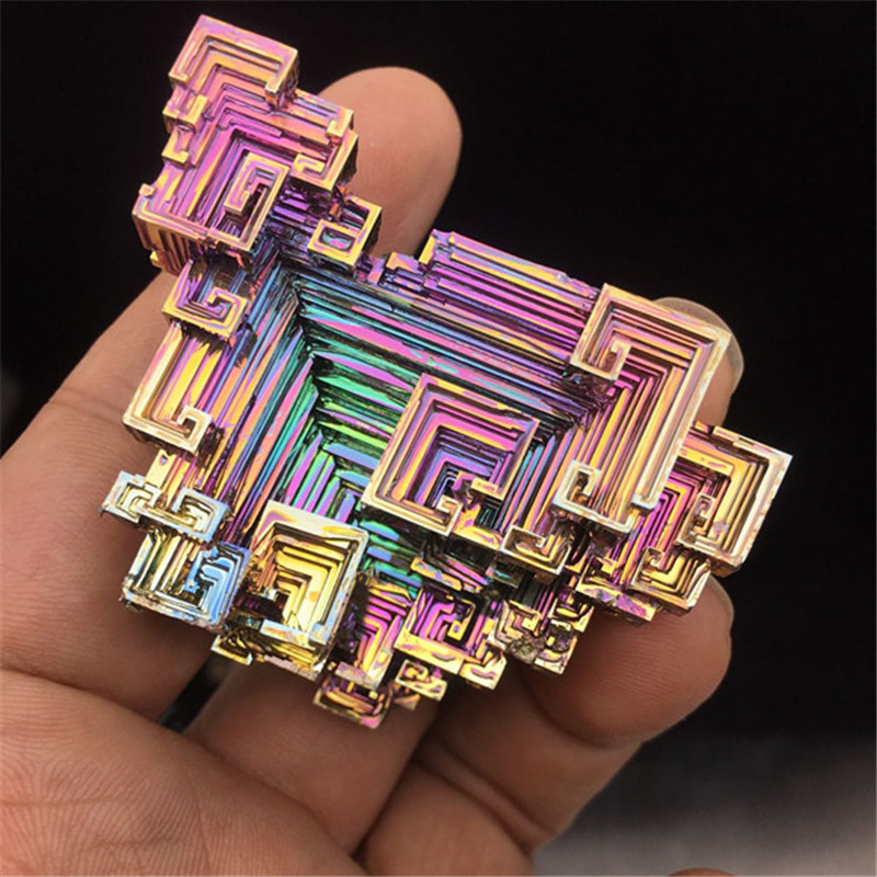 цена на Bismuth Crystals 100g Bismuth Metal crystal