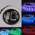DC 12V 6803 digital IC 133 Magic Dream Color 5M LED Flexible RGB Strips Light 30LED/m IP67 Tube waterproof SMD 5050 tape lamp