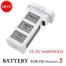 Free ship High performance Original DJI phantom3 battery 15.2V 4480mAh with 23 minute Flying time Lipo Battery for DJI phantom 3