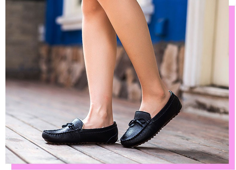 AH 5710  (12) women winter loafers