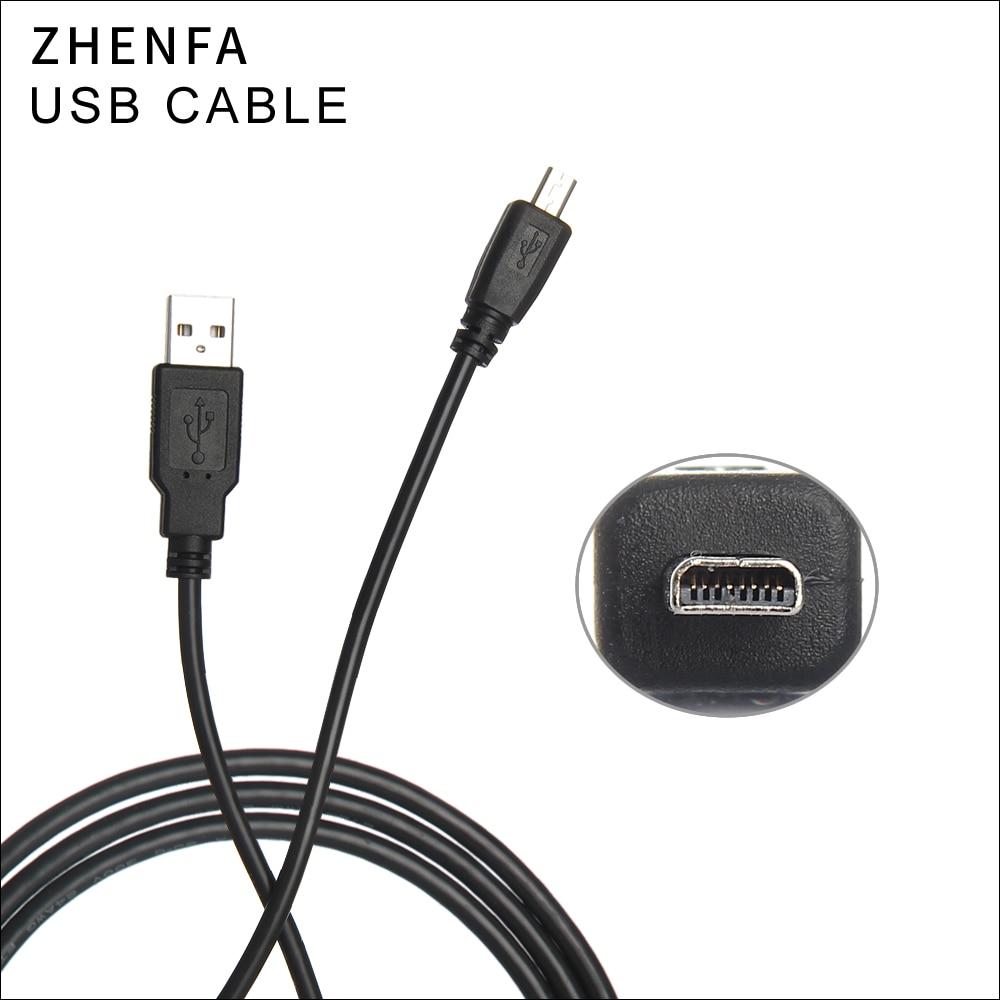 Zhenfa USB Cable for FUJIFILM Cameras FinePix JX420 JX440 JZ500 JZ505 JX710 JZ510 JZ500 JZ310 JX350 JX355 JZ300 JZ300 JZ305