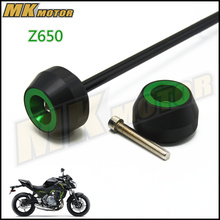 Free delivery For KAWASAKI Z650 Z 650 z650  2017 CNC Modified Motorcycle drop ball / shock absorber