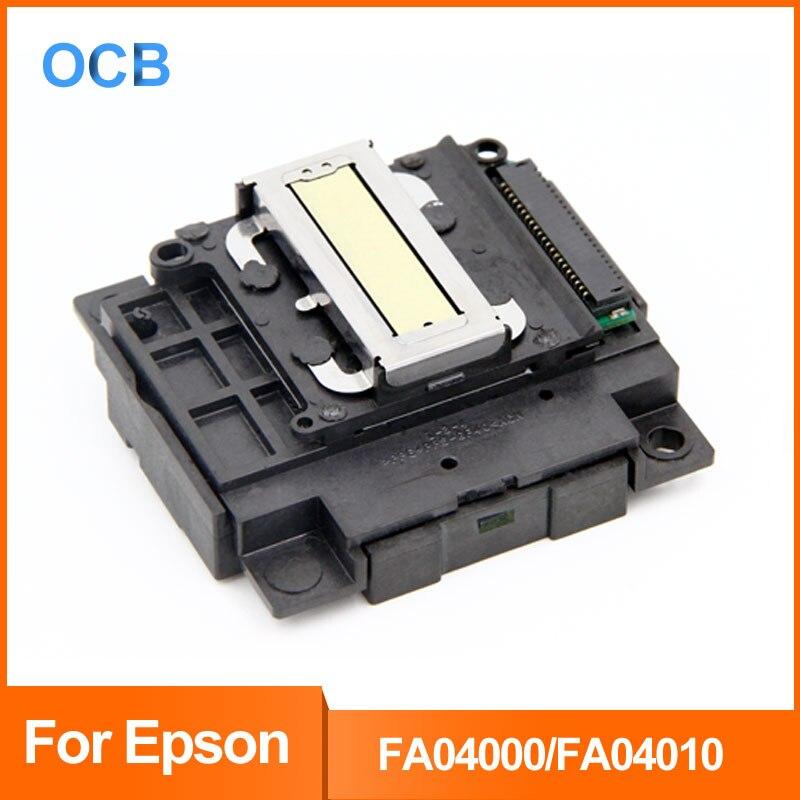 FA04000 FA04010 Tête D'impression Tête d'impression pour Epson L111 L120 L210 L300 L301 L351 L355 L358 L382 XP-300 XP-402 XP-405 XP-412 Imprimante