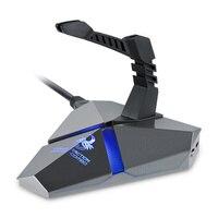 Os mais recentes de Alta Qualidade de Alta Velocidade USB 2.0 Hub USB 3.0 TF Leitor de cartão Colorido LED HUB Adaptador Splitter Para PC Laptop Tablet