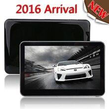 HOT! 5 inch Car GPS Navigation Sat Nav CPU 800M Wince 6.0+128M 8GB+FM Transmitter+Multi-languages+Free latest Maps