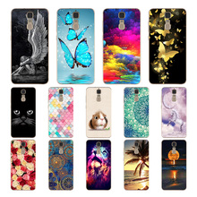 For ZTE Blade A610 Plus 5.5 Case Cover, Soft Silicone Back Cover Case For ZTE A610 Plus 5.5 Phone Case Cover силиконовый чехол для zte blade a610 plus df zcase 12
