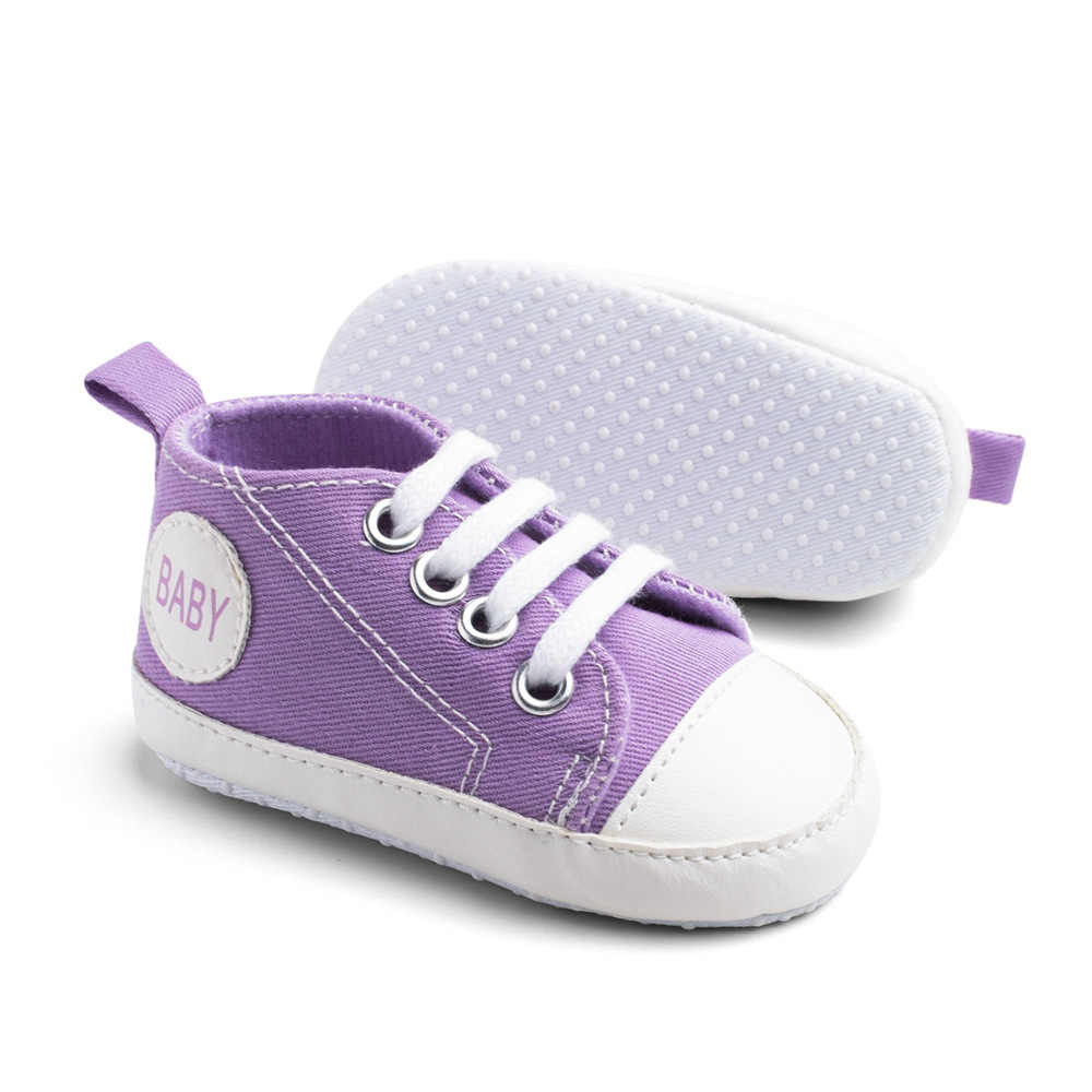 7a4265b689485 Classic sports shoes newborn baby boy preliminary toddler shoes infant  toddler soft bottom non-slip baby shoes