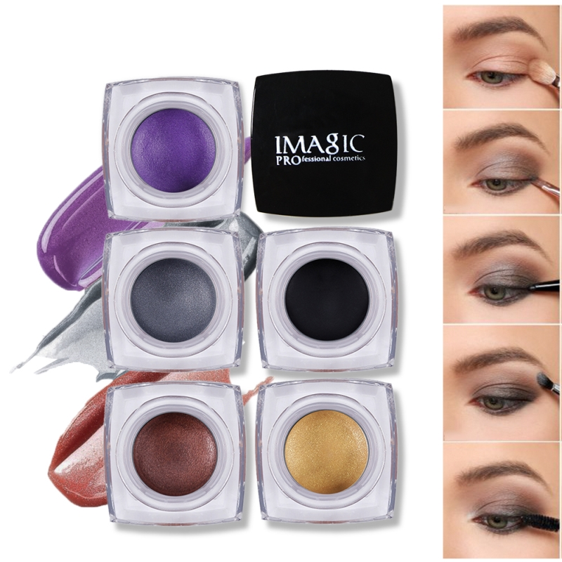 Eye Shadow Lower Price with Best Deal New Fashion Multi-color Cosmetic Matte Eyeshadow Cream Makeup Eye Shadow Palette Shimmer 40 Color Eyeshadow Pigment